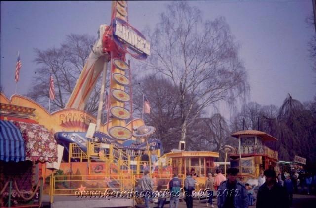 Kermis Enschede History